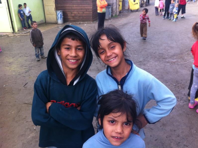 Roma school, Slovakia: 'When I grow up I want to be a housekeeper'
