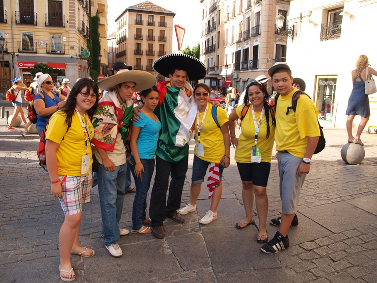 Madrid, agosto 2011