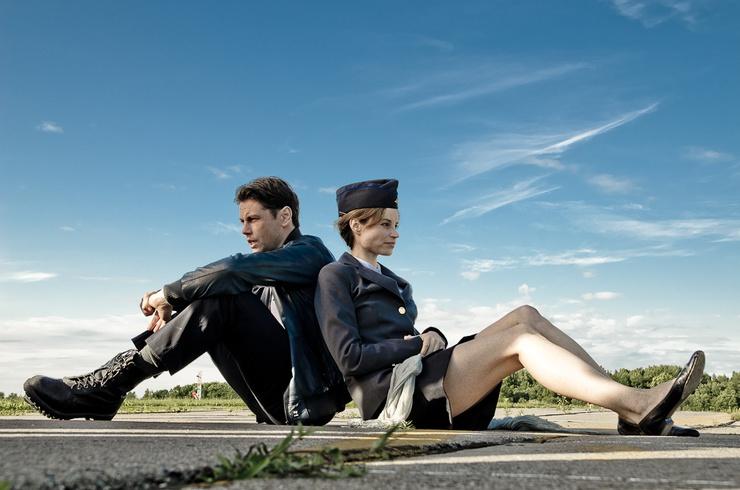 Kard z filmu ''El Cosmonauta''