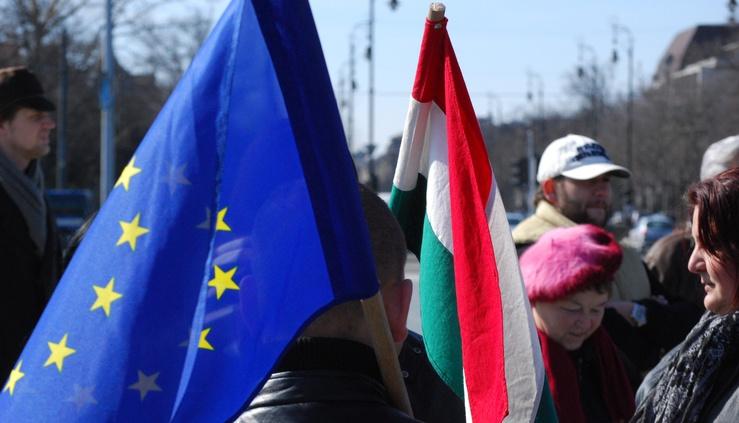Jobbik ha hecho de la campaña contra los gitanos uno de sus ejes de campaña para las elecciones de abril