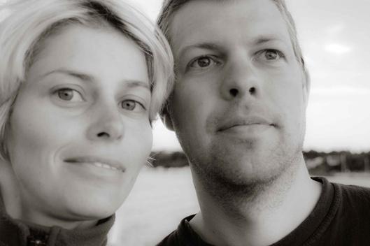 Das französisch-norwegische Paar will nächstes Jahr mit seinem Boot in See stechen