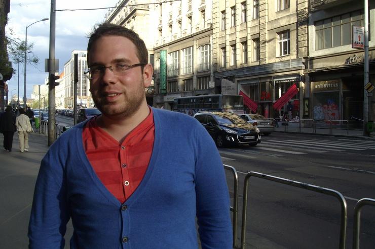 """""""en Hungría existe el mito de que la vida privada y la pública deben permanecer separadas"""""""
