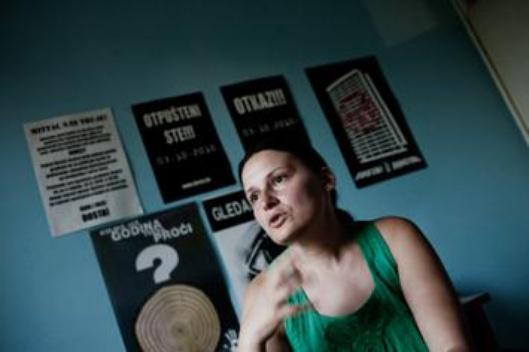 Internet, a tool to transform Bosnia's politics