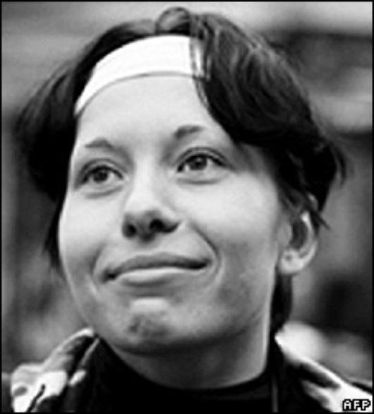 Murdered journalist Anastasia Baburova