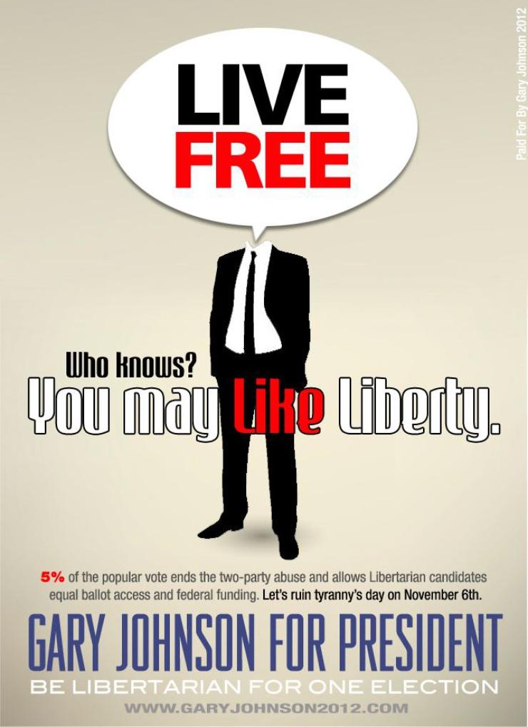 Qui a tout misé sur la liberté.