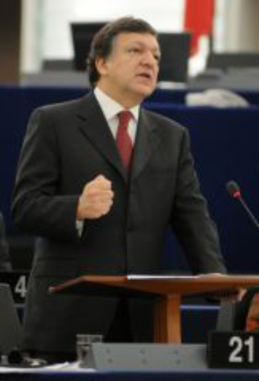 Durao Barroso enérgico