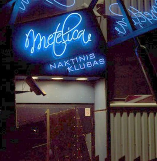 El misterio rodea al club ruso de Vilna, al que no nos dejaron acceder un sábado de madrugada sin explicarnos por qué