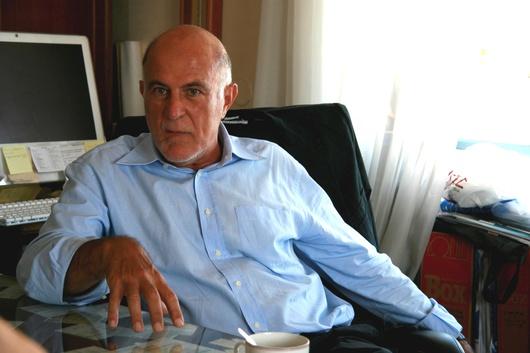 È anche presidente di Greenpeace in Grecia
