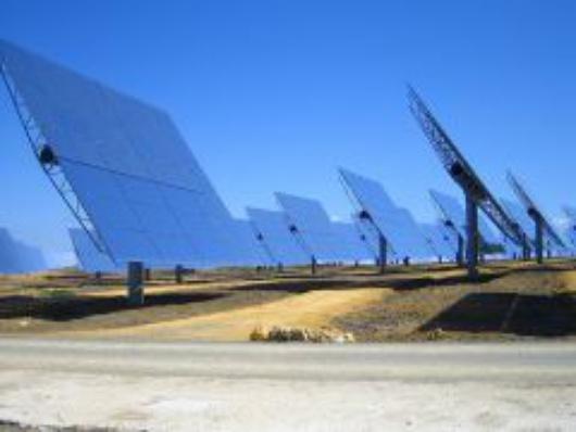 planta solar solucar sevilla