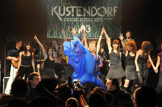 Le groupe phare des bandes originales des films d'Emir Kusturica