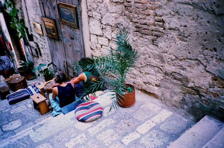 Chaque endroit peut être un lieu potentiel pour impoviser ses vacances