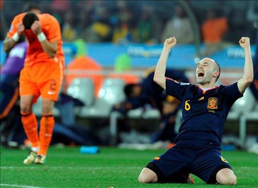 La Spagna ha impedito all'Olanda di entrare nei Big 5, soffiandole l'agognato posto