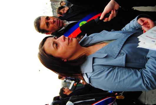 Cécile Duflot crédits Susanna Arus