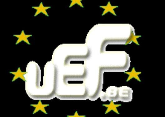 logo UEF BELGIQUE