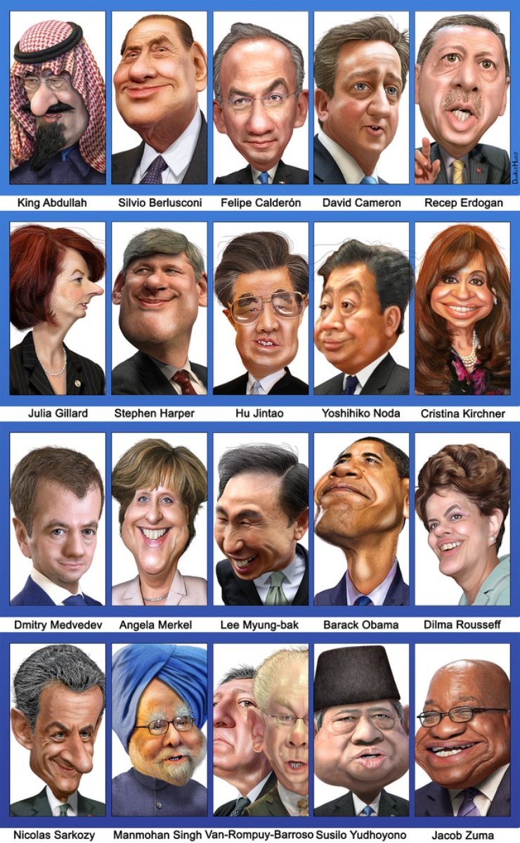 s quVoici les adversairee devra affronter Geoges Papandréou, au G20 à Cannes, pour soutenir son plan de référendum