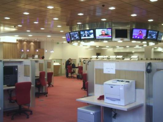 Sala de prensa Parlamento europeo