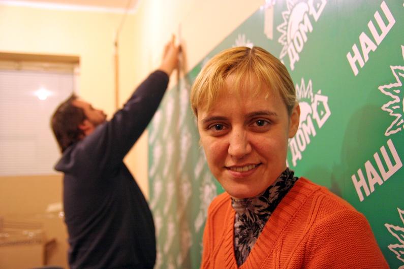 Olga Karatch is walking proof of this