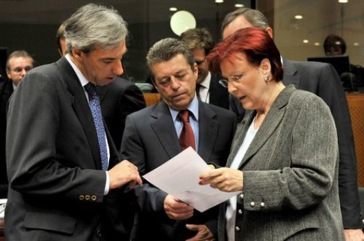 Foto, Consejo Europeo de Ministros