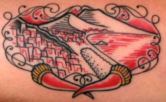 Naples Et Les Tatouages La Memoire Dans La Peau