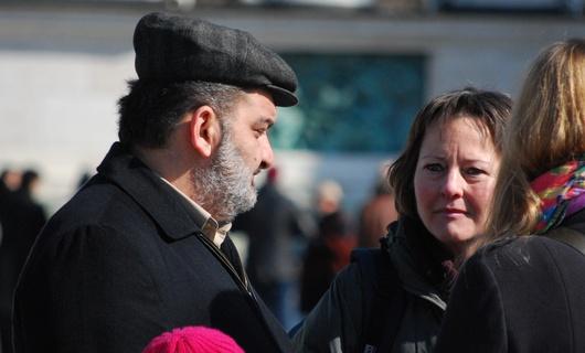 La asociación pro derechos civiles de los romaníes, encabezada por Aladár Horváth quiere presentarse a las próximas elecciones