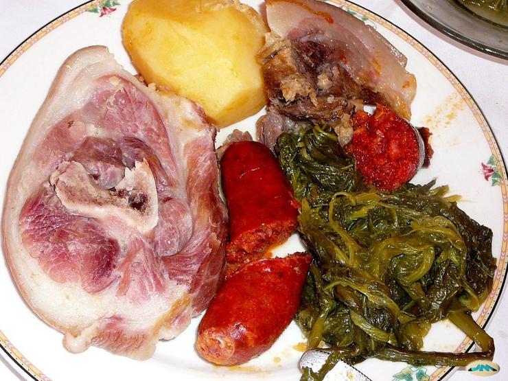Piatto tipico della dieta galiziana