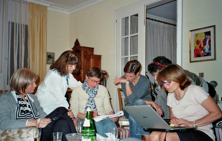 Gründung von Awältinnen ohne Grenzen