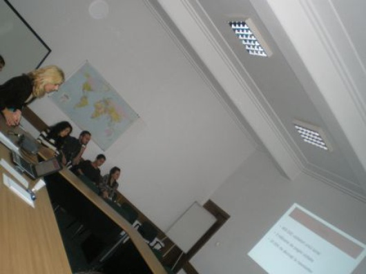 Launch Event in Bucharest