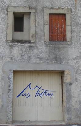 Photo du Mas Thelem | Crédits : MS
