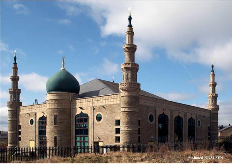 Plus que l'esthétique, c'est la visibilité de la mosquée qu'a apprécié le jury