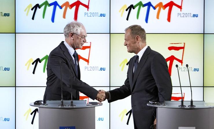 El presidente del Consejo Europeo y el primer ministro polaco excluyeron de la cumbre a la Bielorrusia de Lukashenko.