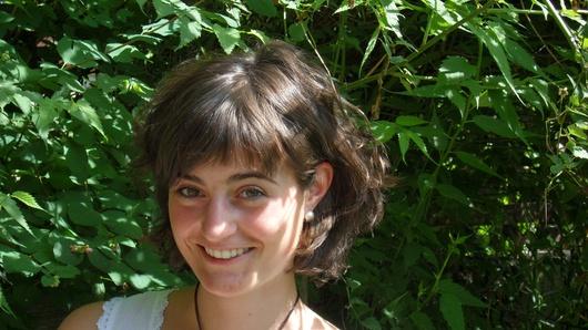 Estudiante erasmus de origen alemán en Estrasburgo.