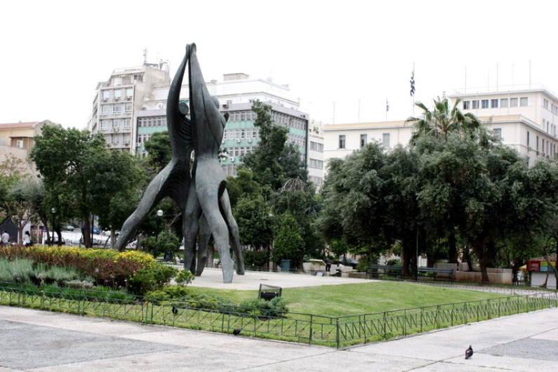 It will fill with LGBT rights supporters on 8 June 2013 for the 9th edition of Athens Pride