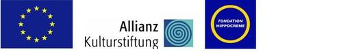 Logos Partenaires © Allianz UE Fondation Hippocrene