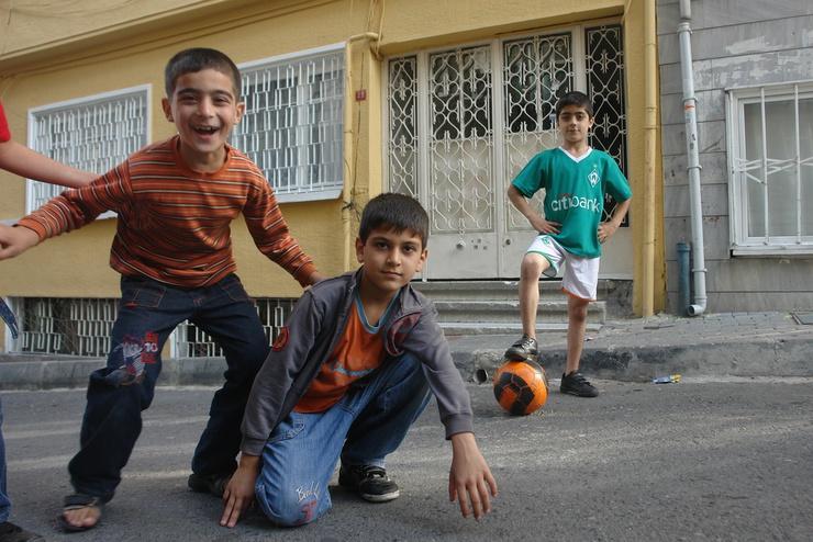 Mientras que Europa envejece, la mitad de los habitantes de Turquía está por debajo de la treintena.