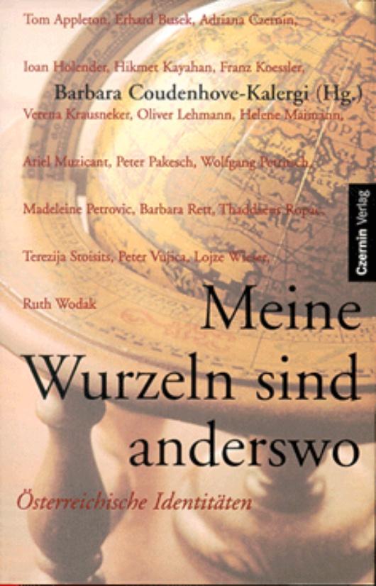 Mes racines sont ailleurs, le livre de Barbara Coudenhove-Kalergi   ©Czernin Verlagi