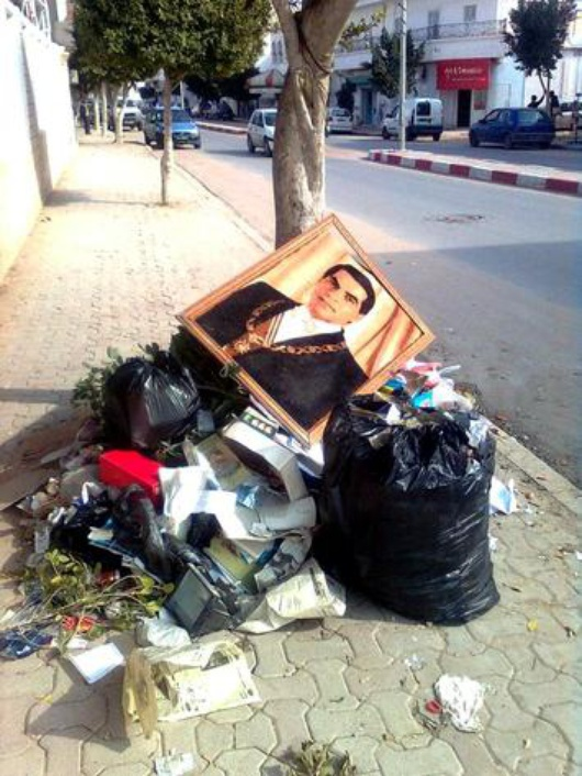 La révolte lancée le 17 décembre 2010 à Sidi Bouzid fait-elle tâche d'huile ?