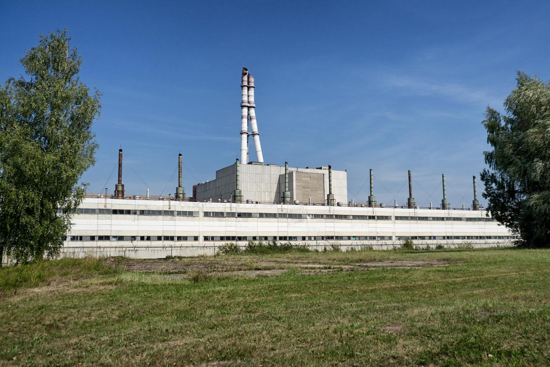 Visaginas, Lituanie, centrale nucléaire