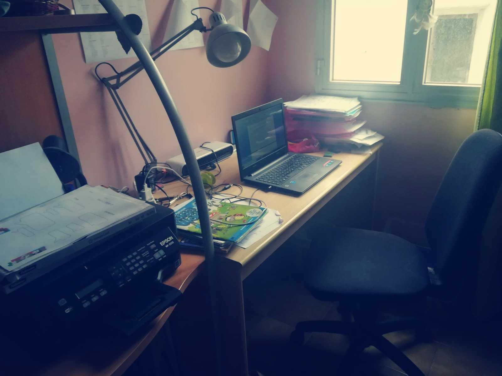 Despacho de Sara