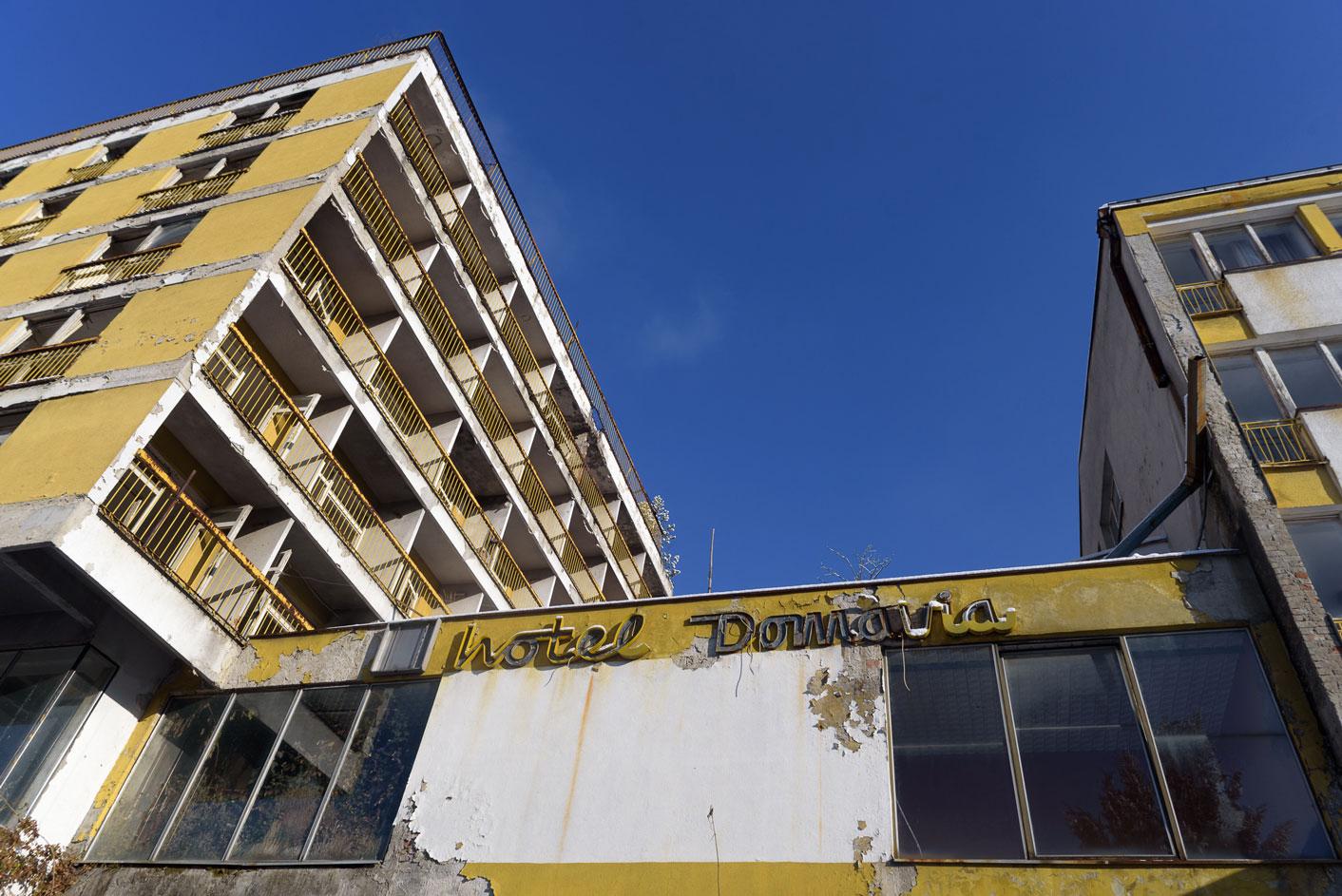 Hotel Domavia