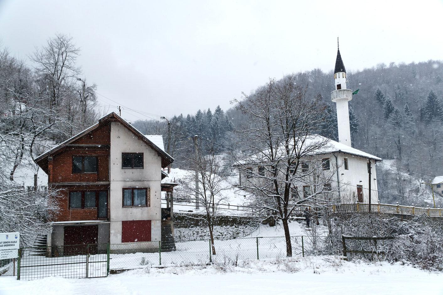srebrenica snow