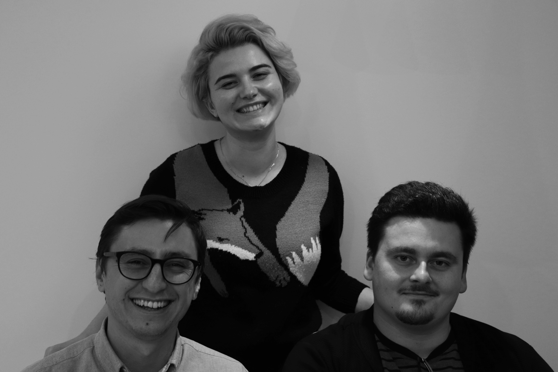 Katia, Slava and Ilya