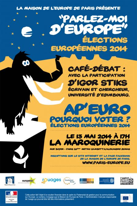 Image for Viens prendre un Ap'euro avec Cafébabel