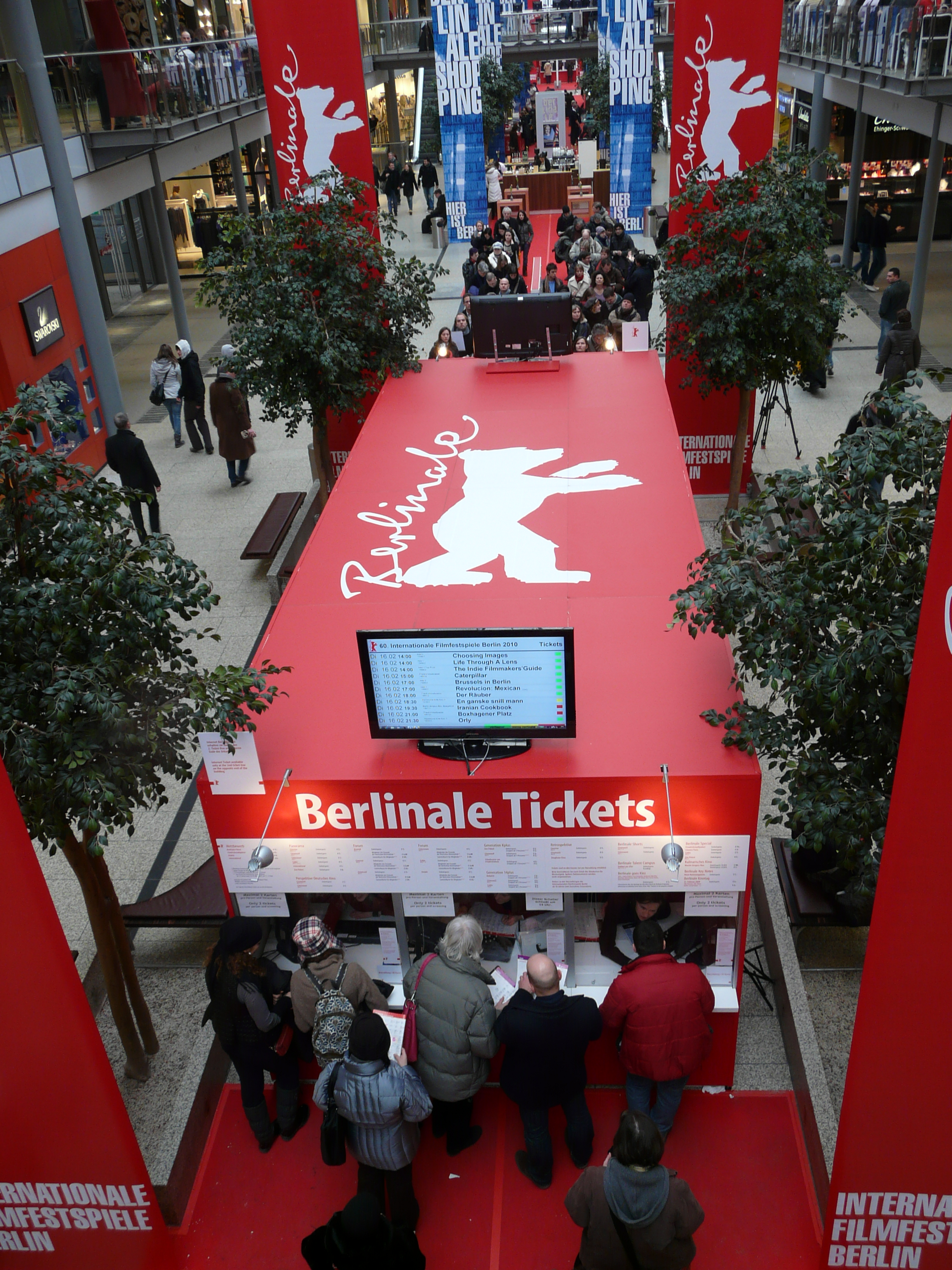 A Berlinale tradition