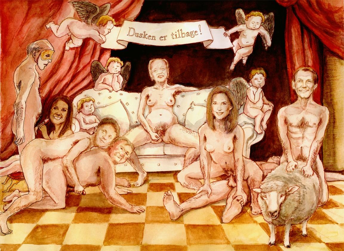 Порно царской семьи 5