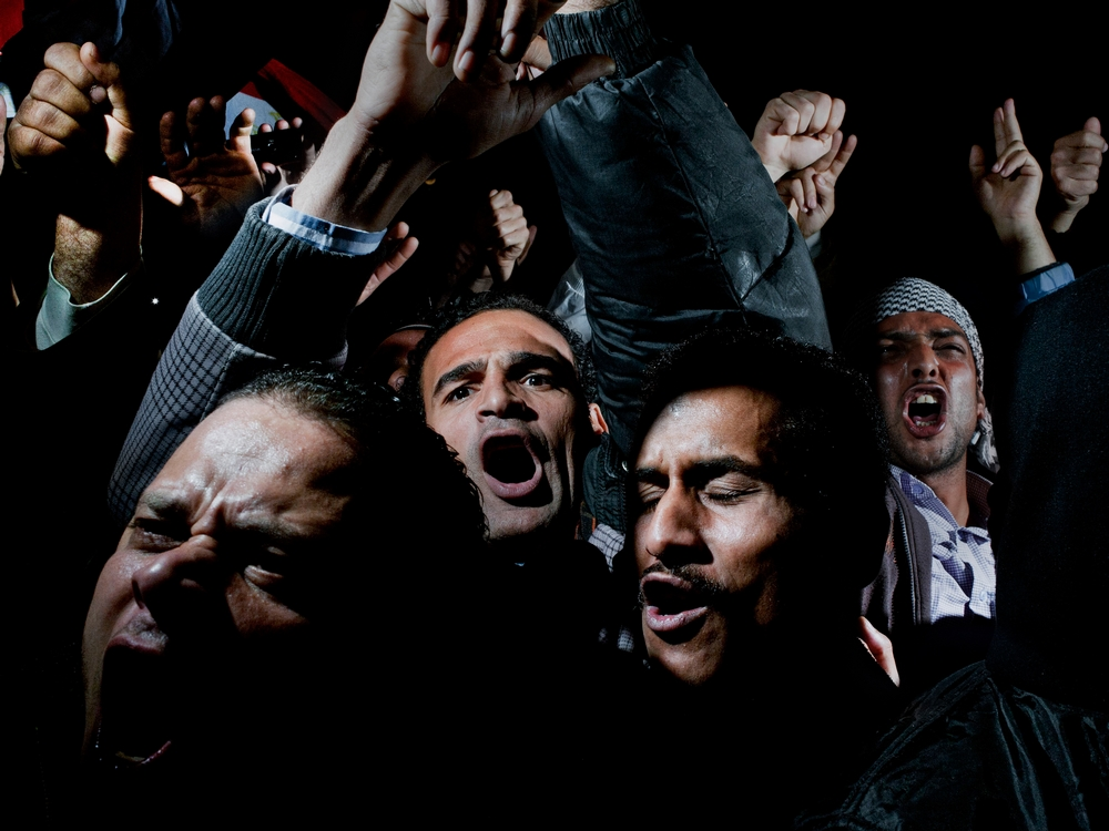 Alex Majoli, Italia, Magnum Photos para Newsweek
