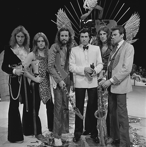English touch : Roxy Music, l'avant-glam