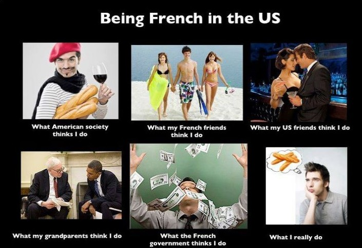 French in the USA