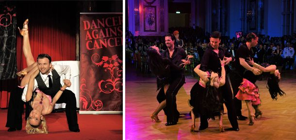 Danse vs cancer
