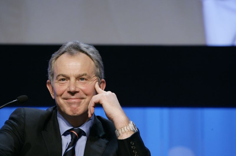 Tony Blair (Foto: ©World Economic Forum/ Flickr)