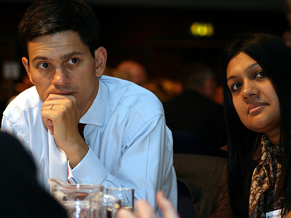 David Miliband (Foto: ©Downing Street/ Flickr)